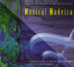 Discografia Musical Madeira